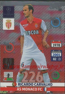 2014-15 - Adrenalyn XL champions League N° 340 - Ricardo CARVALHO (AS Monaco FC) (Expert)