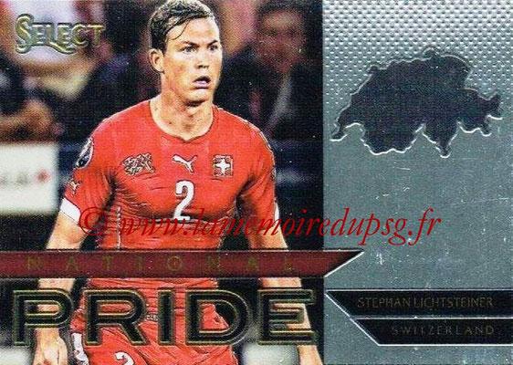 2015 - Panini Select Soccer - N° NP40 - Stephan LICHTSTEINER (Suisse) (National Pride)