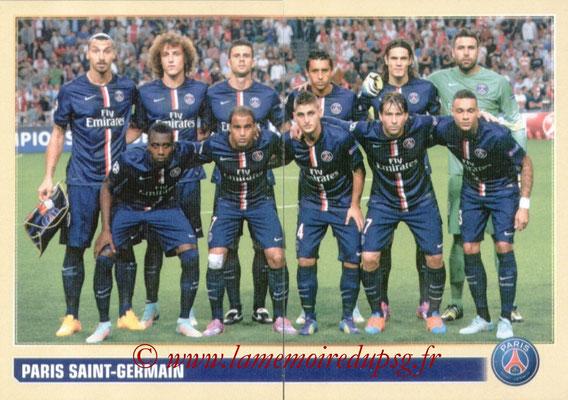 N° 362 et 363 - Equipe PSG