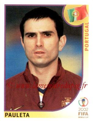 N° 310 - Pedro Miguel PAULETA (2002, Portugal > 2003-08, PSG)