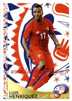 Panini Copa America Centenario USA 2016 Stickers - N° 422 - Luis HENRIQUEZ (Panama) (En action)
