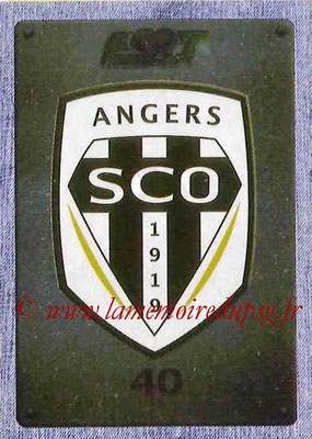 2015-16 - Panini Ligue 1 Stickers - N° 025 - Ecusson SCO Angers