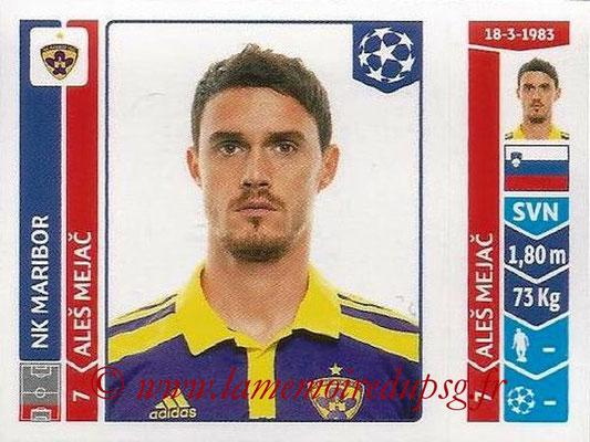 2014-15 - Panini Champions League N° 555 - Alès MEJAC (NK Maribor)