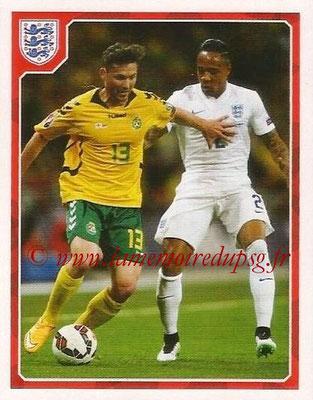 Panini England 2016 - N° 155