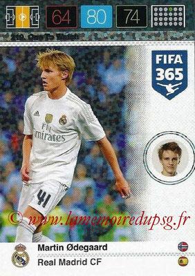 2015-16 - Panini Adrenalyn XL FIFA 365 - N° 219 - Martin ODEGAARD (Real Madrid CF) (One to Watch)