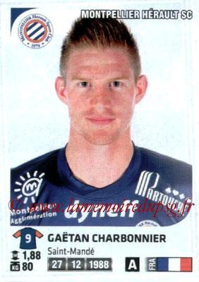 N° 237 - Gaetan CHARBONNIER (2008-09, PSG B > 2012-13, Montpellier)
