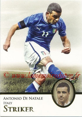 2013 - Futera World Football Unique - N° 071 - Antonio DI NATALE (Italie) (Striker)