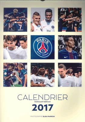 Calendrier PSG 2017