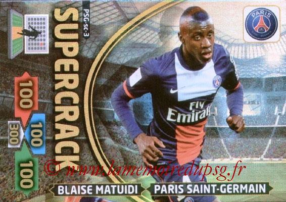 N° PSG-SC-3 - Blaise MATUIDI (Supercrack)