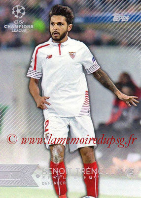 2015-16 - Topps UEFA Champions League Showcase Soccer - N° 096 - Benoît TREMOULINAS (FC Valence)