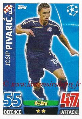 2015-16 - Topps UEFA Champions League Match Attax - N° 418 - Josip PIVARIC (GNK Dinamo Zagreb)