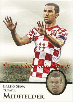 2013 - Futera World Football Unique - N° 058 - Darijo SRNA (Croatie) (Midfielder)