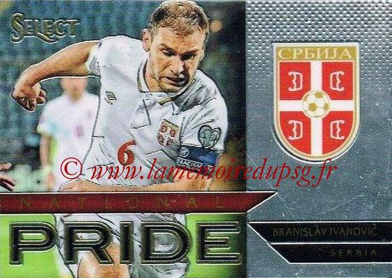 2015 - Panini Select Soccer - N° NP35 - Branislav IVANOVIC (Serbie) (National Pride)