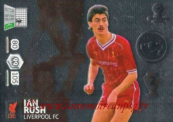 2014-15 - Adrenalyn XL champions League N° 362 - Ian RUSH (Liverpool FC) (Legend)