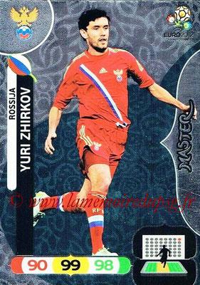 Panini Euro 2012 Cards Adrenalyn XL - N° 297 - Yuri ZHIRKOV (Russie) (Master)