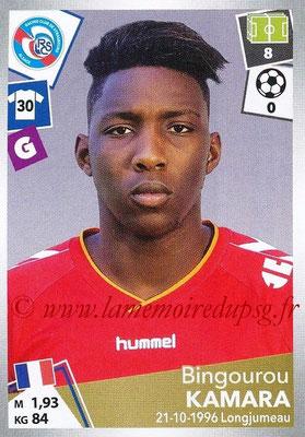 2017-18 - Panini Ligue 1 Stickers - N° 443 - Bingourou KAMARA (Strasbourg)