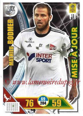 N° 013bis - Mathieu BODMER (2010-Jan 2013, PSG > 2017-18, Amiens) (Mise à jour)