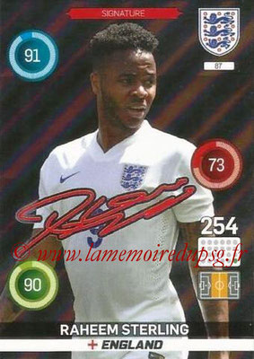 Panini England 2016 Adrenalyn XL - N° 087