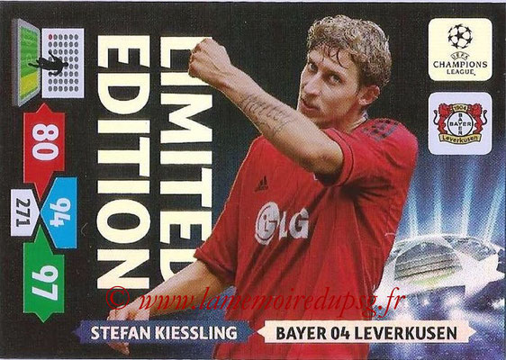 2013-14 - Adrenalyn XL champions League N° LE13 - Stefan KIESSLING (Bayer 04 Leverkusen) (Limited Edition)