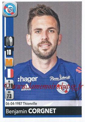 2018-19 - Panini Ligue 1 Stickers - N° 460 - Benjamin CORGNET (Strasbourg)