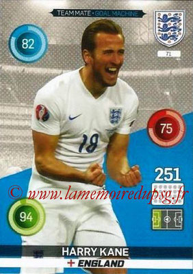 Panini England 2016 Adrenalyn XL - N° 071