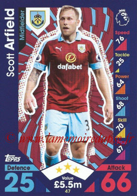 2016-17 - Topps Match Attax Premier League - N° 047