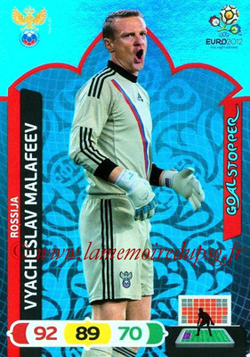 Panini Euro 2012 Cards Adrenalyn XL - N° 238 - Vyacheslav MALAFEEV (Russie) (Goal Stopper)
