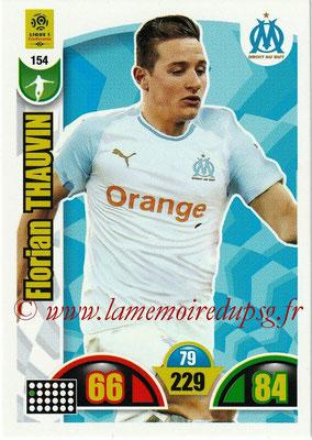 2018-19 - Panini Adrenalyn XL Ligue 1 - N° 154 - Florian THAUVIN (Marseille)