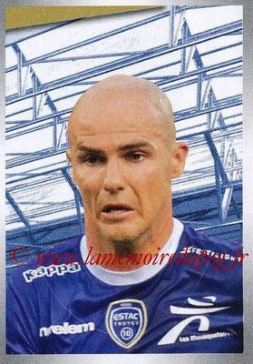 2017-18 - Panini Ligue 1 Stickers - N° 520 - Benjamin NIVET (Troyes)