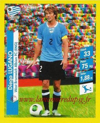 N° 138 - Diego LUGANO (2011-13, PSG > 2014, Uruguay)