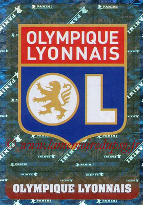 2018-19 - Panini Ligue 1 Stickers - N° 176 - Ecusson Lyon