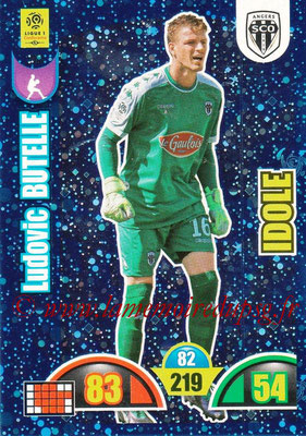 2018-19 - Panini Adrenalyn XL Ligue 1 - N° 363 - Ludovic BUTUELLE (Angers) (Idole)