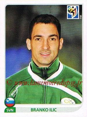 2010 - Panini FIFA World Cup South Africa Stickers - N° 246 - Branko ILIC (Slovenie)
