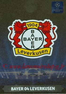 2013-14 - Adrenalyn XL champions League N° 007 - Bayer 04 Leverkusen