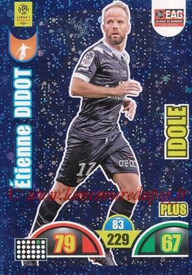 2018-19 - Panini Adrenalyn XL Ligue 1 - N° 511 - Etienne DIDOT (Guingamp) (Idole Plus)
