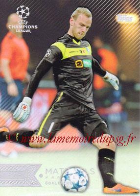2015-16 - Topps UEFA Champions League Showcase Soccer - N° 188 - Matz SELS (KAA Gent)
