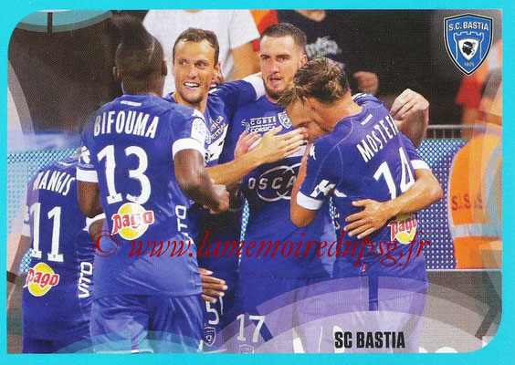 2016-17 - Panini Ligue 1 Stickers - N° 047 - Joie Bastia