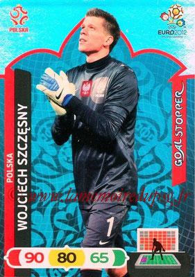 Panini Euro 2012 Cards Adrenalyn XL - N° 235 - Wojciech SZCZESNY (Pologne) (Goal Stopper)
