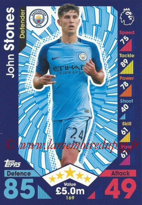 2016-17 - Topps Match Attax Premier League - N° 169