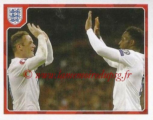 Panini England 2016 - N° 141