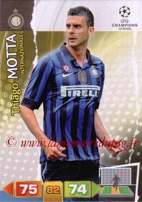 N° 113 - Thiago MOTTA (2011-12, Inter Milan, ITA > Jan 2012-??, PSG)