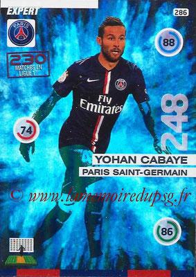 N° 286 - Yohan CABAYE (Expert)