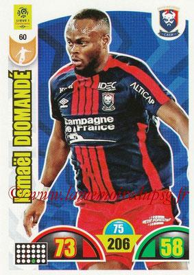 2018-19 - Panini Adrenalyn XL Ligue 1 - N° 060 - Ismaël DIOMANDE (Caen)