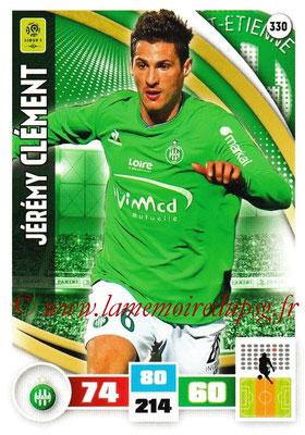 N° 297 - Jérémy CLEMENT (2007-11, PSG > 2016-17, Saint-Etienne)