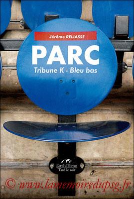2009-08-xx - Parc, tribune K bleu bas (Tard Le Soir, 192 pages)