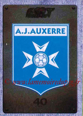 2015-16 - Panini Ligue 1 Stickers - N° 483 - Ecusson AJ Auxerre