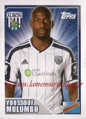 N° 509 - Youssouf MULUMBU (2006-09, PSG > 2014-15, West Bromwich Albion, ANG)