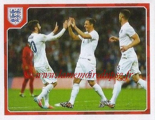 Panini England 2016 - N° 206