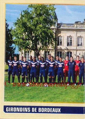 2014-15 - Panini Ligue 1 Stickers - N° 026 - Équipe Girondins de Bordeaux