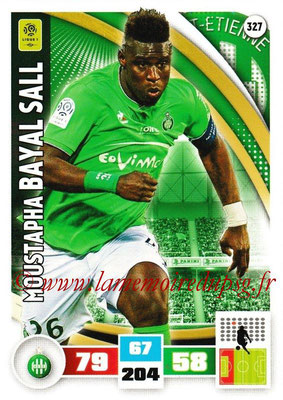2016-17 - Panini Adrenalyn XL Ligue 1 - N° 327 - Moustapha BAYAL SALL (Saint-Etienne)